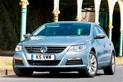Car review: Volkswagen Passat CC (2008 - 2012)