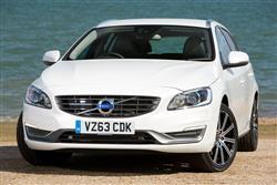 Car review: Volvo V60 D2