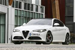 Car review: Alfa Romeo Giulia