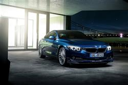 Car review: Alpina B4