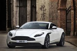 Car review: Aston Martin DB11
