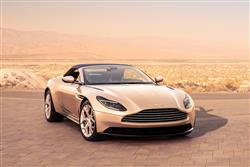 Car review: Aston Martin DB11 Volante