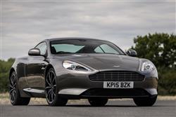 Car review: Aston Martin DB9 GT