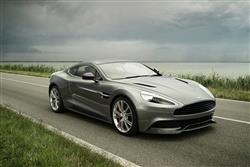 Car review: Aston Martin Vanquish S