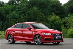 Car review: Audi A3 Saloon