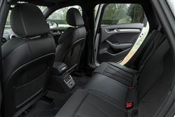 40 TFSI Quattro Black Edition 5dr S Tronic Petrol Hatchback