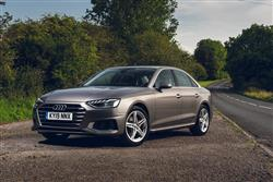 Car review: Audi A4 35 TFSI