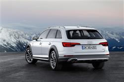 2.0 Tdi Quattro 5Dr S Tronic [leather] Diesel Estate