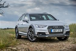 Car review: Audi A4 allroad
