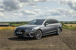 Car review: Audi A4 Avant
