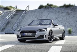 Car review: Audi A5 Cabriolet