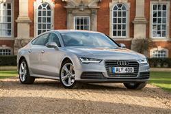 Car review: Audi A7 Sportback