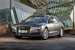 Car review: Audi A8 L