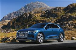 Car review: Audi e-Tron