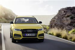 AUDI Q3 ESTATE SPECIAL EDITIONS 2.0 TDI S Line Edition 5dr