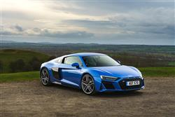 Car review: Audi R8