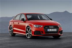 Car review: Audi RS 3 Saloon