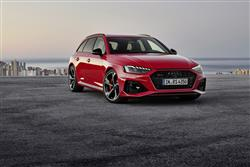 Car review: Audi RS 4 Avant