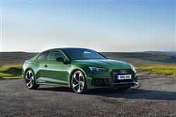 Car review: Audi RS 5 Coupe