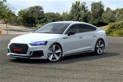 Car review: Audi RS 5 Sportback