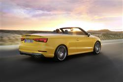 S3 Tfsi Quattro 2Dr S Tronic Petrol Cabriolet