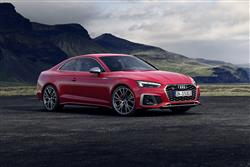 Car review: Audi S5 Coupe