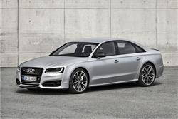 Car review: Audi S8