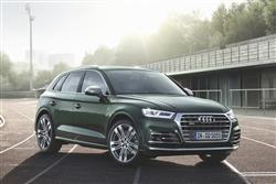 Car review: Audi SQ5
