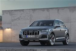 Car review: Audi SQ7 TDI