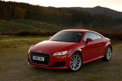 Car review: Audi TT
