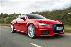 Car review: Audi TT 2.0 TFSI