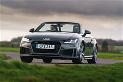 40 TFSI Sport 2dr S Tronic Petrol Roadster