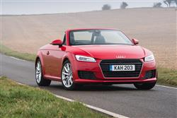 Car review: Audi TT Roadster