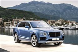 Car review: Bentley Bentayga