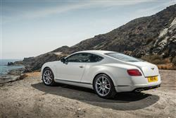 BENTLEY CONTINENTAL GT COUPE 4.0 V8 S 2dr Auto