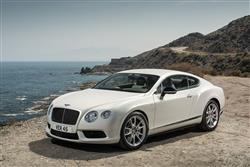 Car review: Bentley Continental GT V8 S