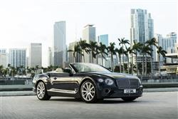 Car review: Bentley Continental GT Convertible