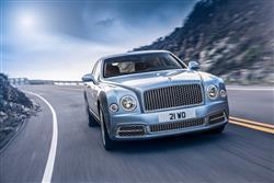 Car review: Bentley Mulsanne