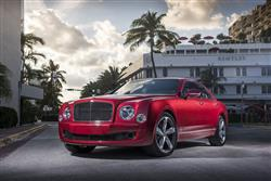 Car review: Bentley Mulsanne Speed