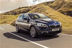 Car review: BMW 2 Series Active Tourer 218i