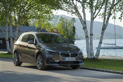 Car review: BMW 2 Series Active Tourer 218d