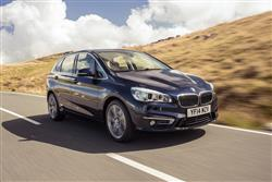 Car review: BMW 2 Series Active Tourer 218d