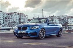 Car review: BMW 2 Series Convertible