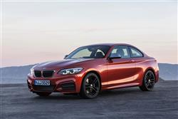 Car review: BMW 2 Series Coupe