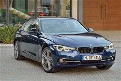 Car review: BMW 320d