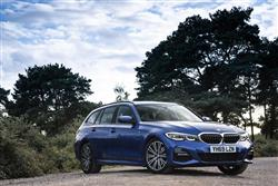 Car review: BMW 3 Series Touring