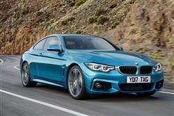 Car review: BMW 420d Coupe