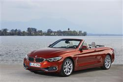 Car review: BMW 4 Series Convertible