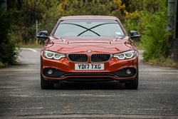 Car review: BMW 4 Series Coupe