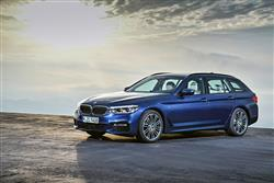 Car review: BMW 5 Series Touring